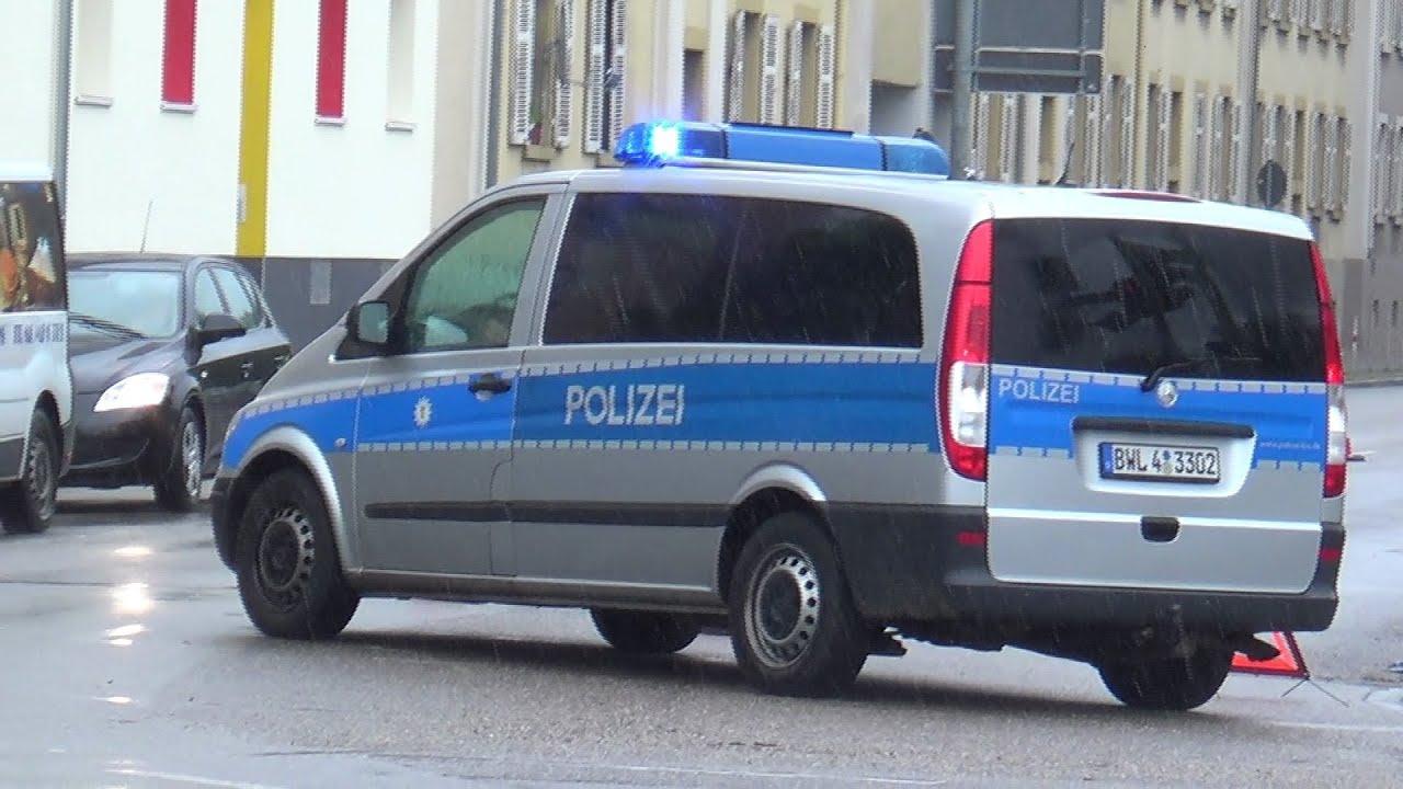 Polizeieinsatz Karlsruhe