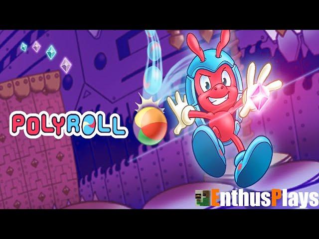 PolyRoll (Switch) - EnthusPlays | GameEnthus