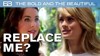 The Bold and the Beautiful / Is Ivy Replacing Hope?