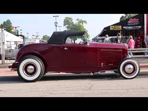 Goodguys 20th PPG Nationals Car Show Columbus Ohio 2017