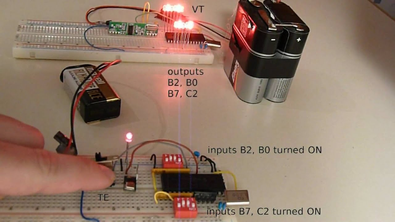 microcontroller based ir remote control signal The ir jammer project is microcontroller-based with this ir jammer kit power ir leds at specific frequencies that are used by most ir remote control.