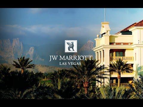 Jw Marriott Summerlin Las Vegas Nv Hotel
