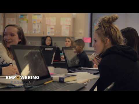 Puyallup's Changing Learning