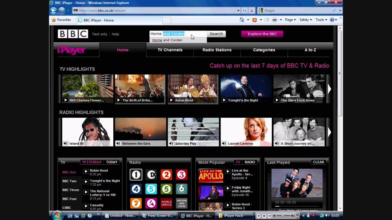 Download iPlayer Programs iPlayer Hack