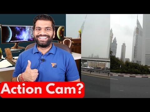 Dubai Drive with Action Cameras | Ft. SJCAM SJ6 Legend & SJ4000 | Giveaway!!!