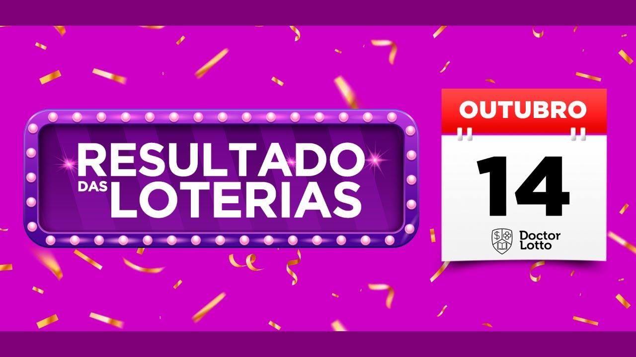 🔴 Loterias Caixa: Resultado da Lotofácil 2056 | Mega-Sena 2308 e mais | AO VIVO - 14/10