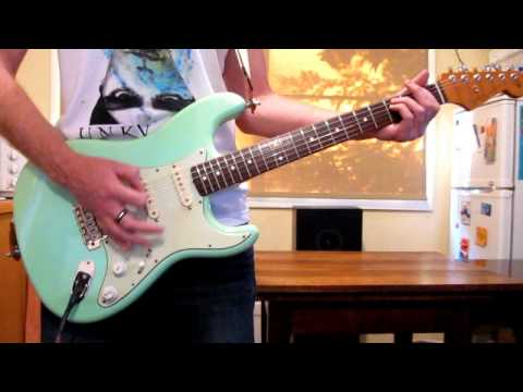 Your Grace Is Enough Matt Maher Electric Guitar Youtube
