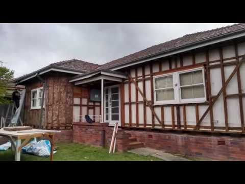 Greeny Flat - Home Energy Retrofit - Episode 2 - Insulation, sarking and laundry refit