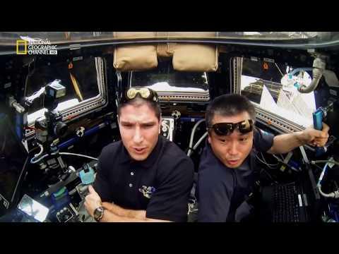 Astronautas. Vivir en el Espacio ! Documental