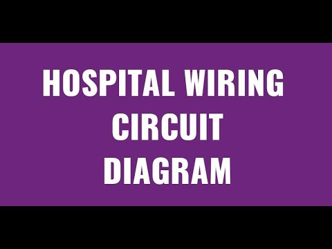 hospital wiring circuit diagram two lamp 2way switch one way rh youtube com Home Lighting Circuit Diagram Wiring Schematics