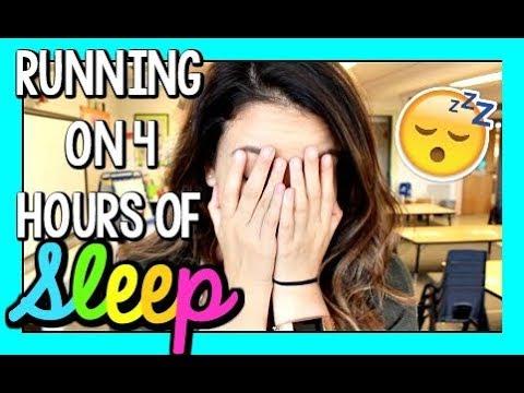 Running On 4 Hours of Sleep | Teacher Vlog Ep. 11
