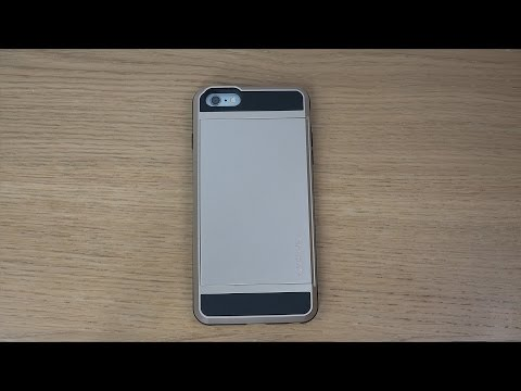 iPhone 6 Plus Damda Slide Case - Review (4K)