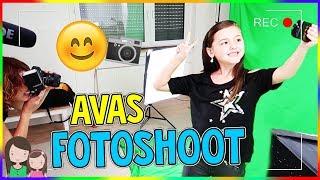 Foto Shooting mit Ava! 7 Jährige wird MODEL 🙆? Alles Ava