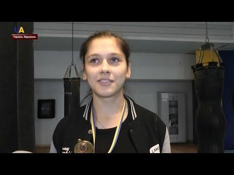 Из моделей в бокс: как 16-летней Дарье Гутариной удалось стать чемпионкой Украины