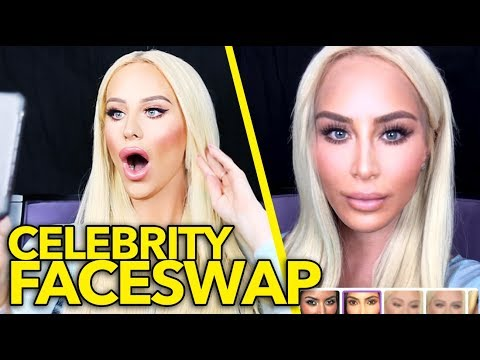 CELEBRITY FACE SWAP | Gigi