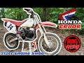 Dirt Bike 212cc Tillotson Engine Swap ~ Honda CR80