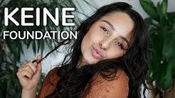 Alltags Look OHNE Foundation | mwHANNAH