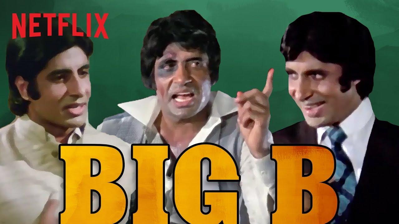 Amitabh Bachchan's Iconic Moments   Netflix India