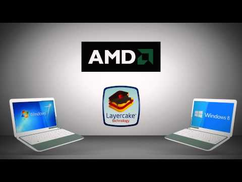 AMD Supercharges Mobile Apps on Windows 7 + 8 PCs