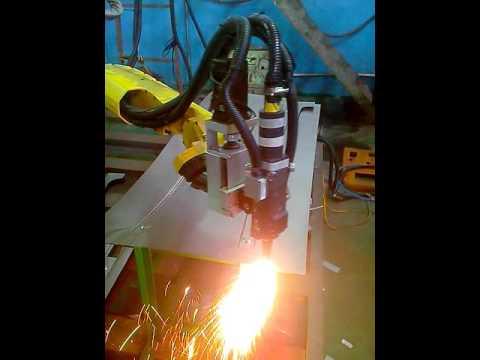 Bodor laser- 3 dimensional cutting Robot