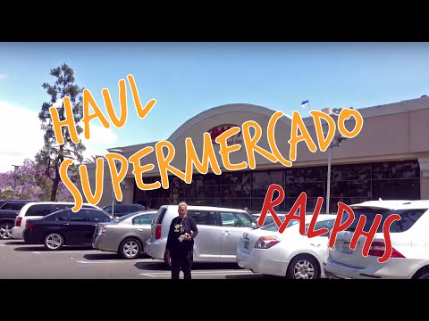 Los Angeles Supermarket - Ralphs