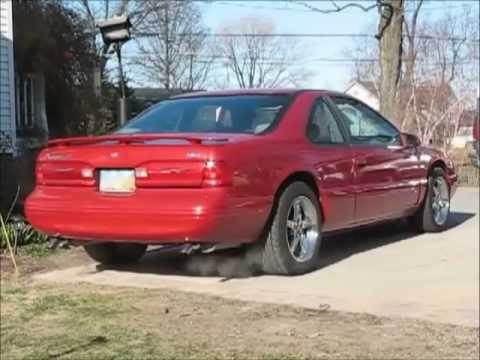 Stage 2 4 6l 1997 Thunderbird Lx Youtube