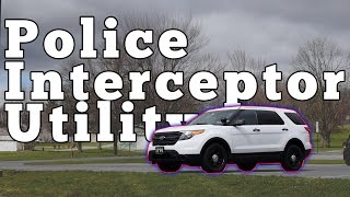 2014 Police Interceptor Utility: Regular Car Reviews