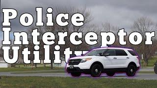 Ford Police Interceptor Utility Vehicle 2011 Videos