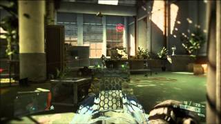 Crysis 2 Walkthrough: Mission 5 [1080p HD] (PC/PS3/XBOX 360)