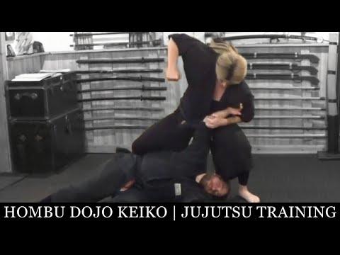 2019 Tenjin Ryu Jujutsu Seminar | Ground Fighting & Grappling Training Techniques (Kumi Uchi)