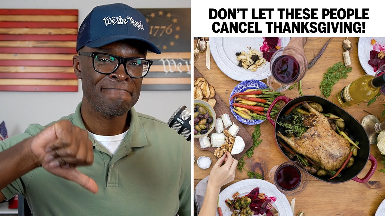 Don't Let These People CANCEL Thanksgiving!