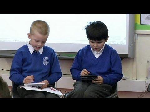 Ηλεκτρονικά παιχνίδια εντός της τάξης - learningworld