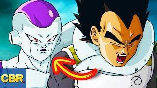 10 Dragon Ball Z-Schurken, die Gehören In Die Welt von DC Universe
