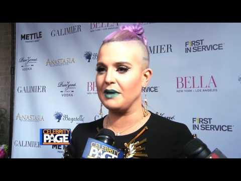 #BELLATV: Kelly Osbourne Covers BELLA New York Magazine on Celebrity Page TV