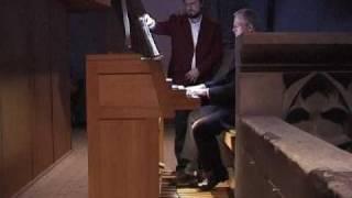 Thomas Rothfuß - Toccata D-Dur von Robert Jones