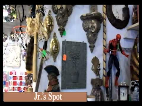 Hidden Treasures, Lancaster's Great Downtown Antiques Mall
