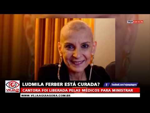 Ludmila Ferber está curada? A cantora faz comunicado importante e seus fãs comemoram