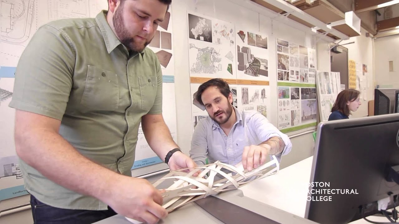 Boston Architectural College: Tom   YouTube