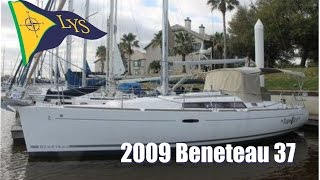 SOLD!!! 2009 Beneteau 37 Sailboat for sale at Little Yacht Sales, Kemah Texas