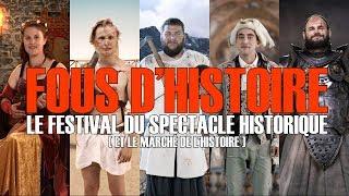 Trailer Fous d'Histoire Compiègne 2018