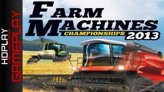 Farm Machines Championships 2013 - Ever Dreamt of Being the Fastest Redneck? (Commentary)