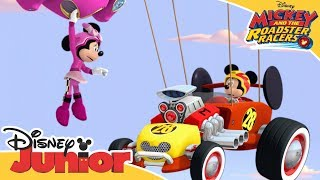 The Big Roadster Balloon Race ?| Mickey and the Roadster Racers | Official Disney Channel Africa