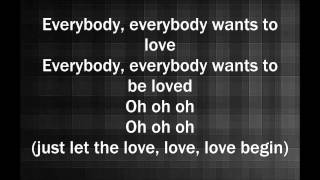Everybody - Ingrid Michaelson (Lyric Video)