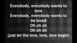 Everybody - Ingrid Michaelson (Lyric Video)