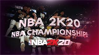 NBA 2K20: MyCareer Rookie Championship & Ending Cutscene