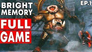 Bright Memory Gameplay Walkthrough Part 1 Bright Memory Full Game Episode 1