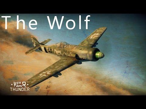 War Thunder: The Wolf
