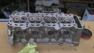CBF1000 Motor -- Teil 05 -- Ventile und Lagerspiel