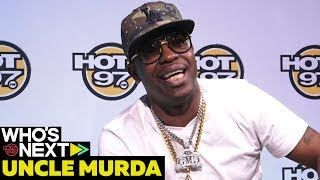 Uncle Murda, Hovain, & The Industry Boss on Who's Next Leaderboard Live