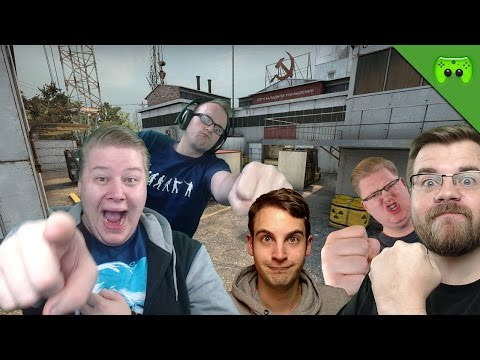 DIE FIST BROTHERS 🎮 Counterstrike: Global Offensive #170